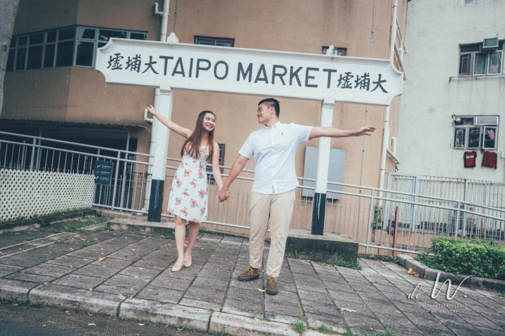 film style story teller de w gallery top10 destination wedding 大埔 火車 2048-020