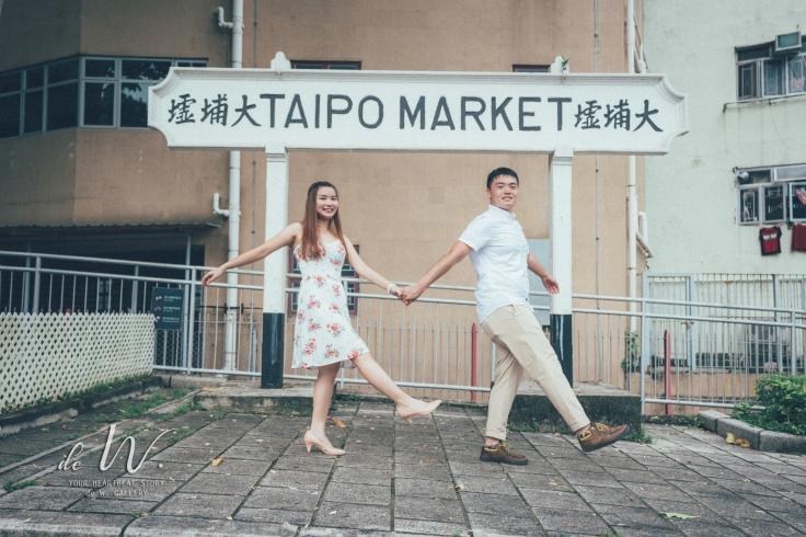 film style story teller de w gallery top10 destination wedding 大埔 火車 2048-028
