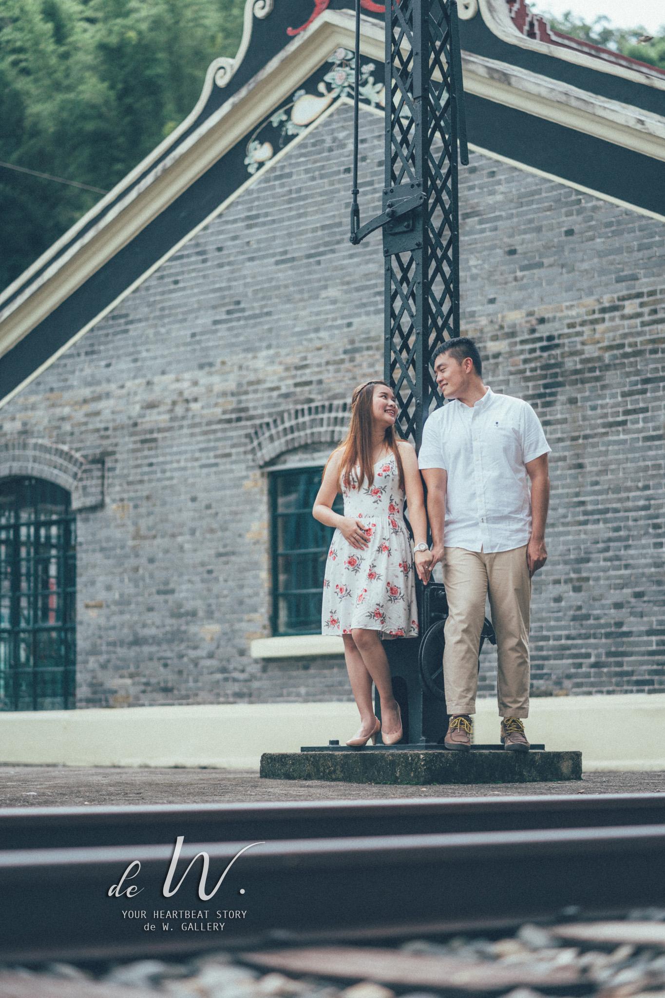 film style story teller de w gallery top10 destination wedding 大埔 火車 2048-037