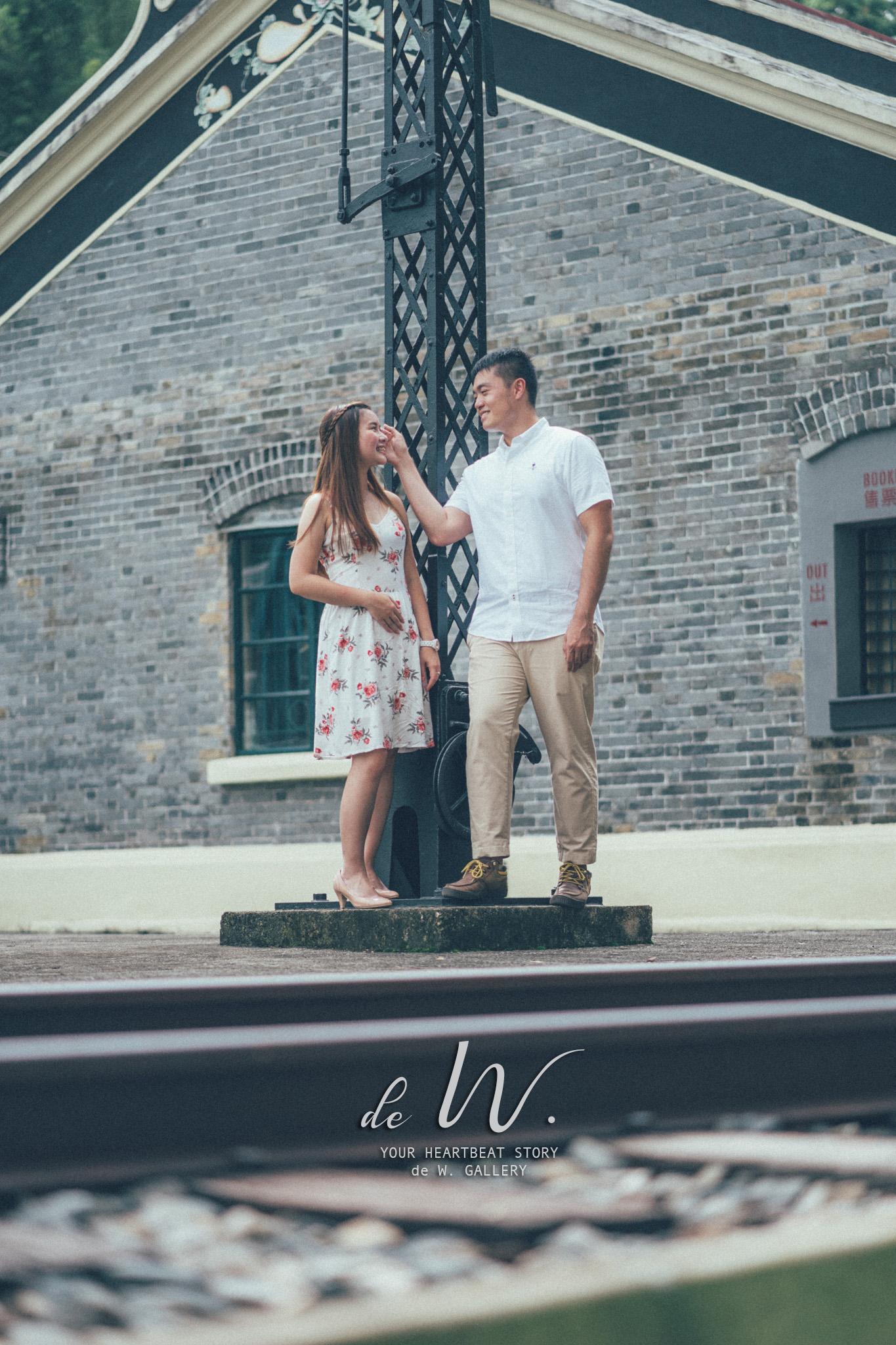 film style story teller de w gallery top10 destination wedding 大埔 火車 2048-038